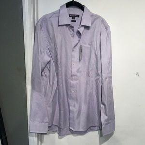 Men's Michael Kors button up shirt